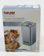 Beurer Germany Thermo-hygrometer Model Hm55 Indoor Climate Monitor Bluetooth
