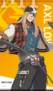 Arc System Works Guilty Gear Axl Low B2 Size Tapestry C97