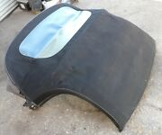 Overhead Folding Soft Top Compartment Cover Roof Lid Oem Porsche 986 Boxster
