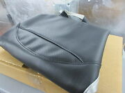 Nos Yamaha Seat Cover 2007 Attak Apex Mountain Rx10 8fp-2470f-22-00
