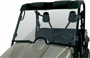 Moose Utility Division Full Windshield For All 04-11 Yamaha Rhino 2317-0210