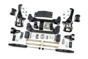 Rbp Suspension Lift Kit System For 2014 Ford F-150 4wd 6in. W/fox Shock Upgrade