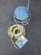 Evinrude Aquanaut Vintage Diving Equipment As Is Parts Or Repair Only W/manual