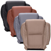 2007-2013 Passenger Perforated Seat Cover-leather Fits Tundra/sequoia Platinum