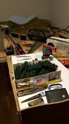 Ho Scale Model Railroad Train Sets, There Is Two Set