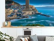 3d Cinque Terre G315 Wallpaper Mural Self-adhesive Removable Marco Carmassi Amy
