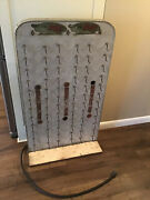 Vintage Carnival Fair Circus Hot Dog Cooker Warmer 1950s Re-nu Service Co