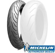 Michelin Commander Iii Touring 130/70b18 63h Front Motorcycle Blackwall Tire