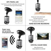 Full Hd Wired Car Camera Recorder With Impact Sensor And Gps Mapping Data | Log