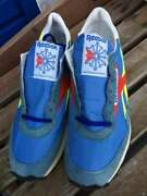 Reebok Running Sneakers Deadstock Size Uk8 Us8.5 Menand039s Shoes Blue Yellow Red