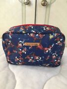 Samantha Thavasa Disney Mickey Wizard Cosmetic Case From 2013 D23 Japan Excl.ret