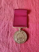 Named Wwii-post Wwii Us Navy Good Conduct Medal Dated 1947