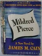 James M Cain / Mildred Pierce First Edition 002989