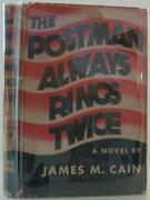 James M Cain / The Postman Always Rings Twice First Edition 1934 106930