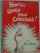 Seuss Dr / How First Edition 1957 107155