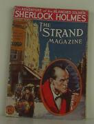 A Conan Doyle / The Adventure Of The Blanched Soldier First Edition 1309070