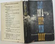 Tennessee Williams / Cat On A Hot Tin Roof First Edition 1955 1409643