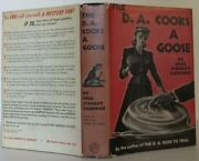 Erle Stanley Gardner / The D A Cooks A Goose 1942 1711007