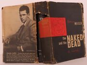 Norman Mailer / The Naked And The Dead Signed 1st Edition 1948 1810104