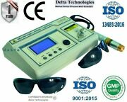 Advanced Low Laser Cold Therapy Preset Programed Physiotherapy Management Unit