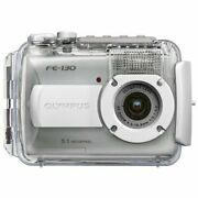 Olympus Cwpc-03 Underwater Housing For The Olympus Fe-140 And Fe-130 Digital Cam