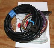 Complete Wiring Kit For Gentex Gntx-341 Compass Temp Maplight Homelink® Mirrors