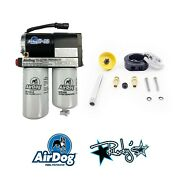 Airdog Ii-4g 165 Gph Fuel Pump And Rdp Sump Kit For 11-14 Chevy/gmc 6.6l Duramax