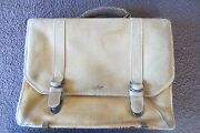 Rare Vtg Rawlings Coach Glove Briefcase Leather First 300 Issued Baseball