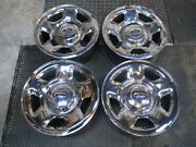Set 2002 03 04 05 06 07 08 2009 Expedition F150 Factory Wheels 17 Oem Rims 3518
