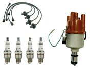 Vw Beetle 009 Distributor Wires And Spark Plugs 0231178009 Tune Up Kit Dune Buggy
