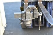 Columbian Combination Pipe And Bench Vise 203-1/2