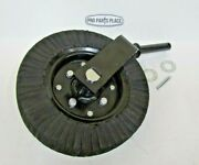 Bush Hog Rhino King Kutter Woods Land Pride Tail Wheel Assembly With 1-1/4