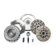 South Bend Organic Street Dual Disc Clutch Kit For 99-2003 Ford 7.3 Powerstroke