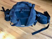 Vintage Polo Sport Technical Snowboard Powder Backpack