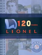 2020 Lionel Toy Train 242-page Catalog Book New Trains 120th Year