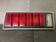 1978-1982 Ford Fairmont Tail Light Lh Left Side One Mounting Tab Its Broken