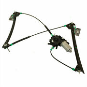Drivers Front Power Window Lift Regulator And Motor For 97-04 Chevy Corvette C5