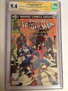 Cgc 9.4 Ss Amazing Spider-man 202 Signed Lee Conway Pollard Wolfman +2 Not 9.8