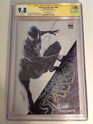 Cgc Ss 9.8 Amazing Spider-man 800 Sdcc 2018 Cambell Black Edition I Variant