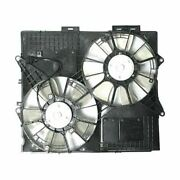 For Cadillac Srx 2004-2008 Replace Radiator Fan Assembly