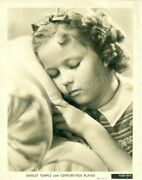 Shirley Temple Vintage Photo Cinema Movie Celebrities Collectibles 1930and039s Rare
