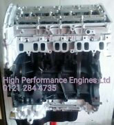 Ford Transit 2.4 Tdci Mk7 Recondition Engine 2006 - 2012 Guarantee Surcharge Inc
