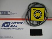 Meyer Snow V-plow Touch Pad Controller 22173 New 9-pin Square Ez Vector V-66