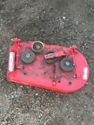 Snapper Pro Sw20 36 Hydro Walk Behind Mower Deck With Spindles And Pulleys