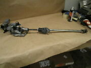 Maserati Granturismo - Complete Electric Steering Column With Key And Key Code