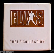 Elvis Presley-the E.p. Collection-vol. One-11 Record Uk Import Box Set-near Mint