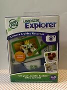 Leap Frog Handheld Leapster Explorer Camera And Video Attachment Accessory Only