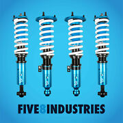 For 98-05 Lexus Gs300 Gs400 Gs430 Five8 Industries Coilovers Height Adjustable