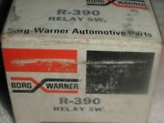 Nors R390 Borg Warner Vent Control Relay Replaces 3780305 On 1974 75 76 Chrysler