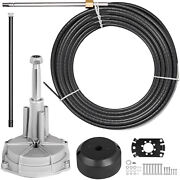 Ss13717 17andprime Connect Rotary Boat Steering System 17ft Safe-t Qc Quick